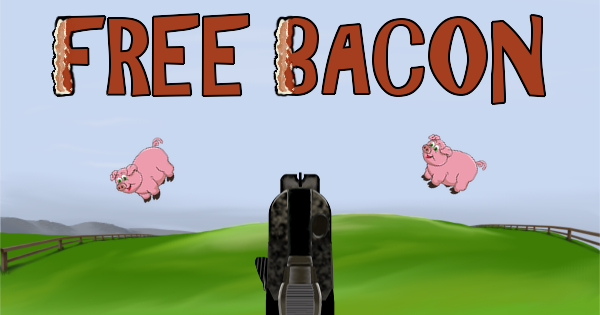 Free Bacon Screenshot
