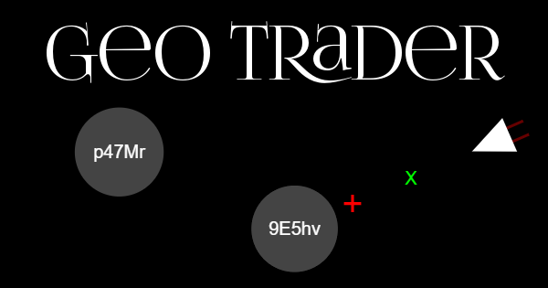 Geo Trader Screenshot