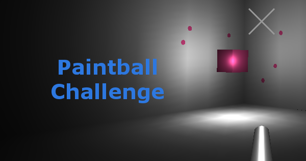 Paintball Challenge Screenshot