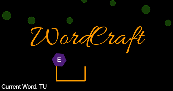 WordCraft Screenshot